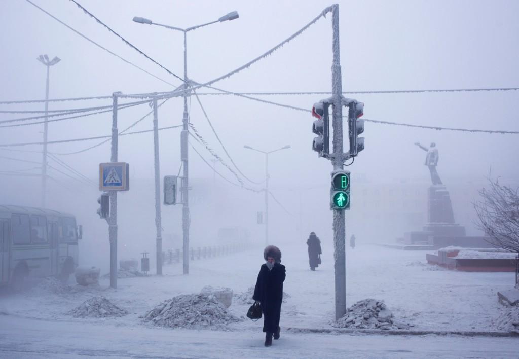 Imagen de Yakutsk, la ciudad más fría del mundo, foto de Amos Chapple