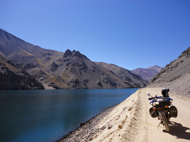 Laguna Paso Agua Negra