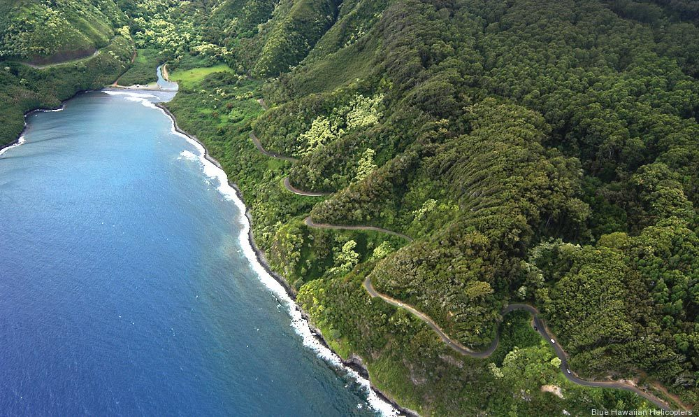 Hana Highway, Hawaii
