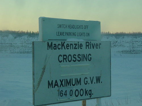 Río Mackenzie