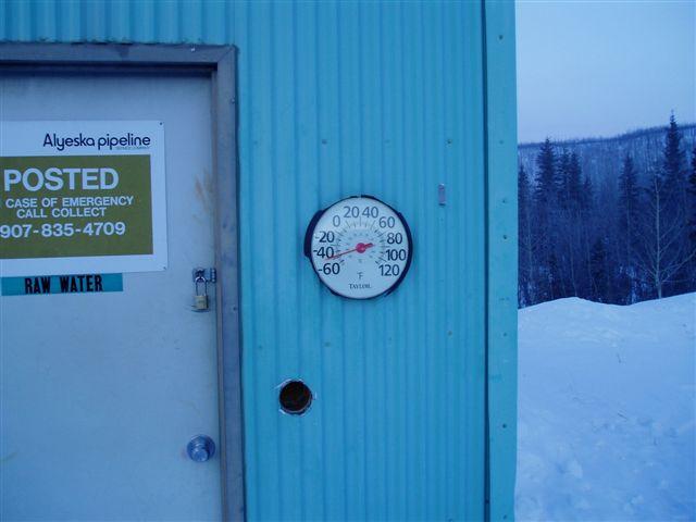Prospect Creek, Alaska