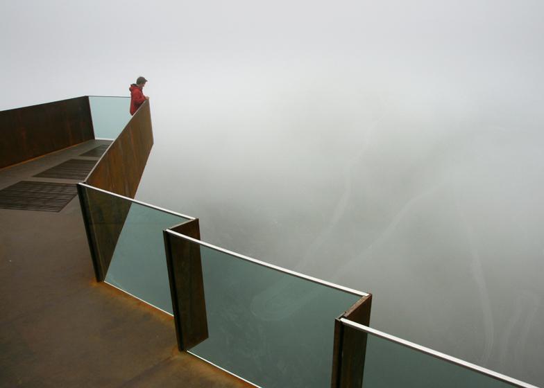 Niebla en Trollstigen