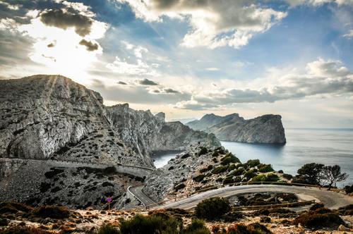 Vistas desde el Cap de Formentor