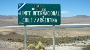 Frontera Internacional entre Chile y Argentina