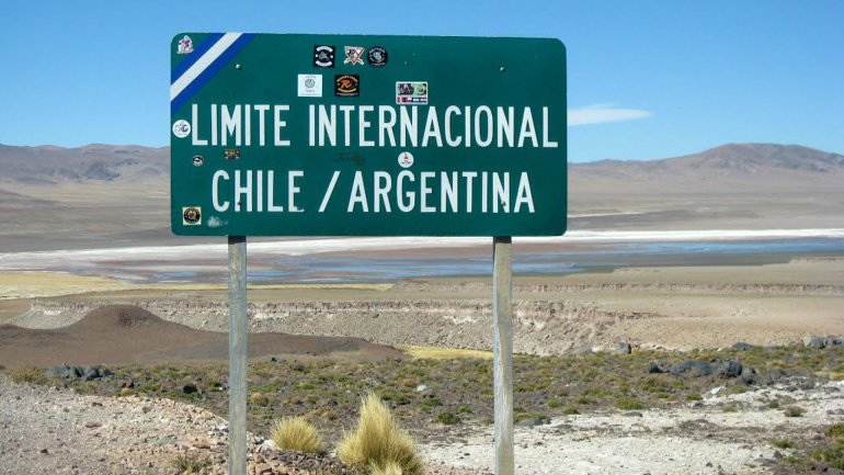 Image result for argentina fronteras terrestres