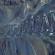 Vista aérea del paso de Los Caracoles