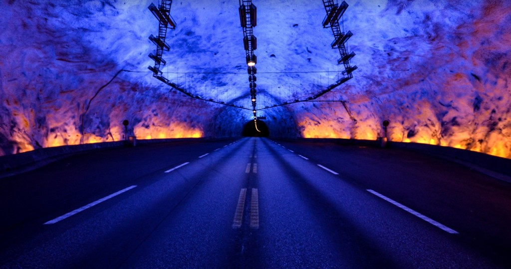 tunel laerdal