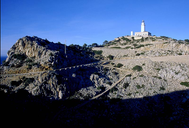 Cap de Formentor, vista aérea