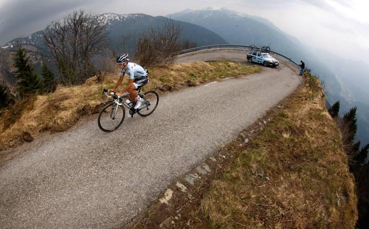 Monte Crostis, CORVOS/PEZCYCLING