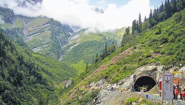 Túnel de Rohtang La