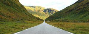 Carretera Oslo - Bergen