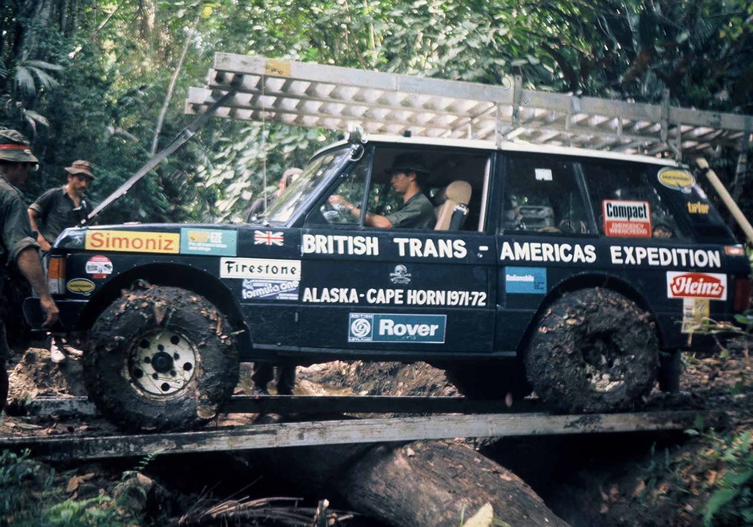 Land Rover Darien >> Darien Gap, el tramo más complicado de Ámerica Latina ...
