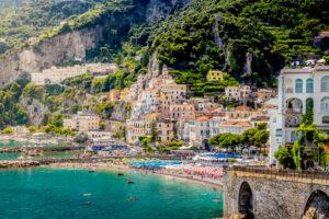 Ciudad de Amalfi