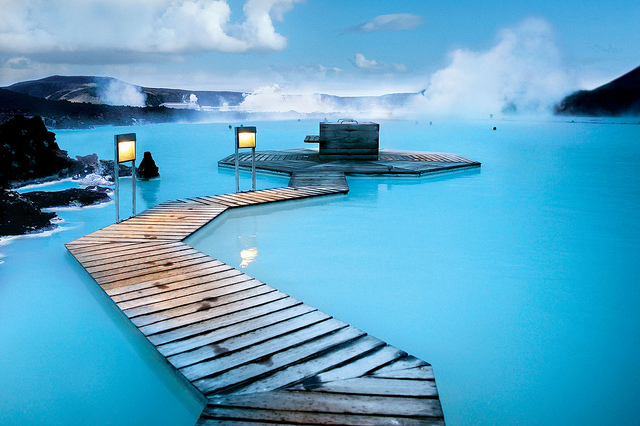Blue Lagoon Ring Road Islandia