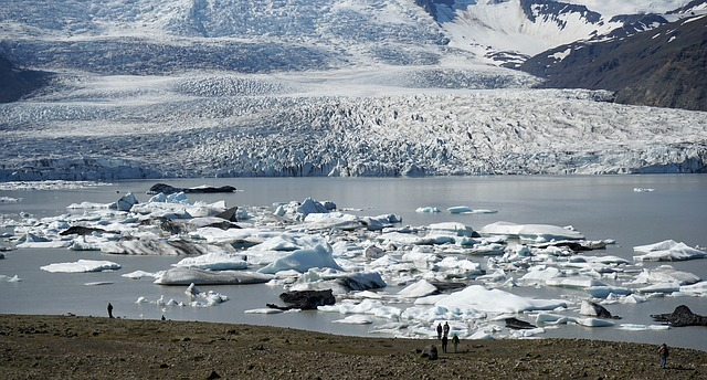 Glaciar de Vatnajökull