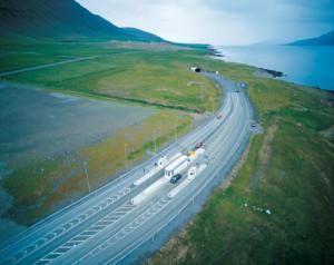 Hvalfjörður panorámica