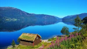 Lago de Hornindalsvatnet