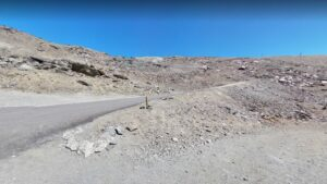 Pico Veleta cerca de la cumbre