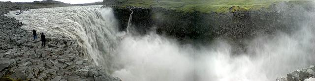 Cascada de Dettifoss