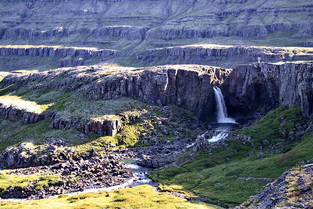 Cascada de Folaldafoss