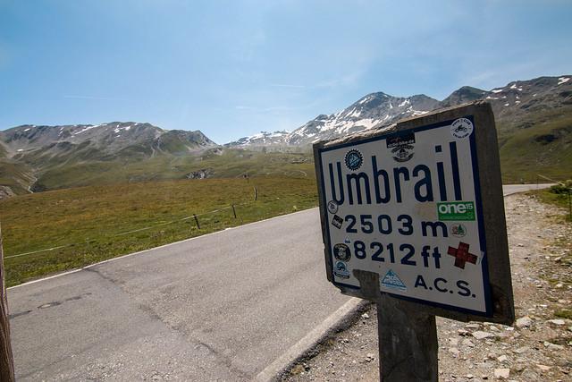 Cima del Umbrail Pass