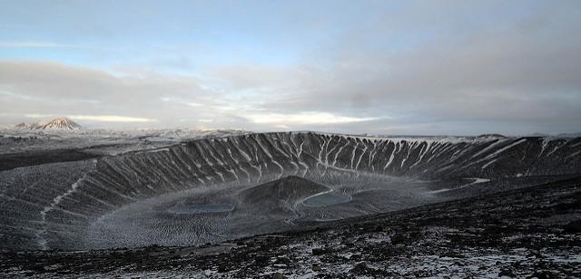 Cráter de Hverfjall