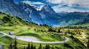 Puertos de Montaña más Altos de Suiza